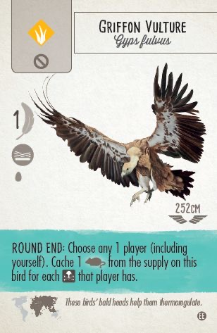 Wingspan Europa gier - Boxing meeples - board game review