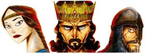architects of the west kingdom kings and queens- Boxing meeples - board game reviewles - board game r