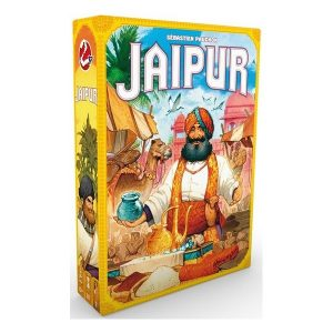 Jaipur speldoos 3D - Boxing meeples - board game shop