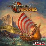 Reavers of Midgard front box - Boxing meeples - board game shop