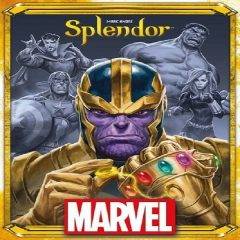 Splendor Marvel speldoos square