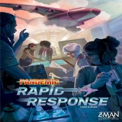 How to Play Pandemic: Rapid Response