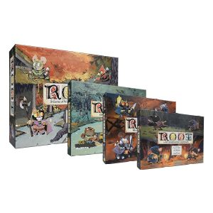 Root bundel speldoos 3D - Boxingmeeples - board game shop