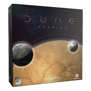 Dune: imperium speldoos 3D - Boxingmeeples - board game shop